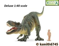 Jurassic World Super colosal T-rex De aproximadamente 90 cm de largo de 38 cm de alto Libre P/&P