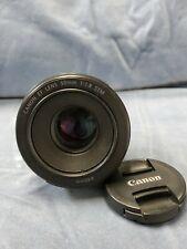 Canon Lens EF 50mm 1:1.8 STM