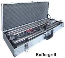 12V Spanferkelgrill, Grill, Lammgrill, Ziegengrill, Hänchengrill, Drehspieß G600