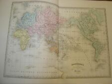 MALTE-BRUN. - Atlas de la géographie universelle. 72 cartes.