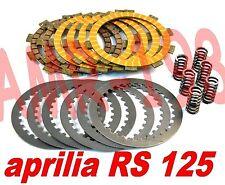 DISCHI FRIZIONE KEVLAR MODIFICA  APRILIA RS 125  F1411SR +  MOLLE RINFORZATE
