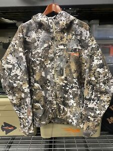 Sitka Gear Downpour Jacket - Optifade Elevated II - XL