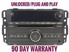 """Gm814� Unlocked Lucerne Cd Mp3 Aux Usb Xm rdy radio Tested With Warranty"