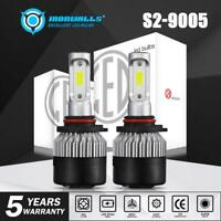 9005 HB3 72W 9000LM LED Car Headlight Kit Replace HID Bulb Lamp White 6500K