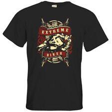 B&C Herren-T-Shirts mit Biker L