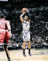 Malcolm Thomas San Antonio Spurs Autographed 8x10 Photo Comes LOM COA (PH3886)