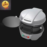 Mini Breakfast Sandwich Hamburger Oven Bread Maker Kitchen Cooking Machine 110V