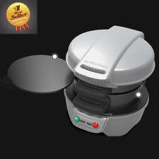 Mini Breakfast Sandwich Hamburger Oven Bread Maker Kitchen Cooking Machine 110V