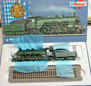 Roco 69362 H0 Locomotive 3618 S 3/6 Le K.Bay.sts.b. Esu AC Digital #3 IN Ovp