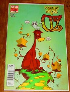 MARVEL COMIC DOROTHY AND THE WIZARD OF OZ #3 NEWSSTAND ISSUE JAN 2012