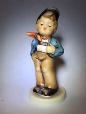 "Vintage Goebel Hummel Figurine ""Lucky Fellow"" #560 Boy with Scarf"