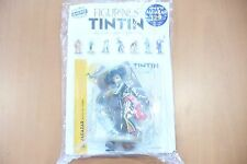 Superb tintin figurine-alcazar-nº 10-new in blister!