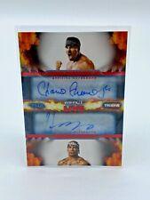 2013 Tristar TNA Impact Live CHAVO GUERRERO HERNANDEZ Autograph Card /5 wwe new