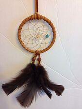 Native American Authentic (small) Cherokee Dream Catcher - 2 inch