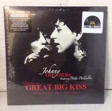 "Johnny Thunders Give Her A Great Big Kiss 40th Aniv Picture Disc 7"" (2018 RSD)"