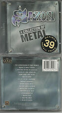 SAXON - A Collection of Metal - CD 1996 EMI Gold Collection - NEU & OVP Sealed