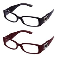 Small Classic Frame Fashion Reading Glasses Readers Various Strengths