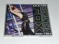 Samantha Fox - Let me be free CD Single