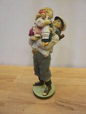 figurine CARL LARSON  première qualité origine norvégienne  ve7