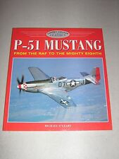 Colour Classics (Aviation): P-51 Mustang by Michael O'Leary (1997, Paperback)