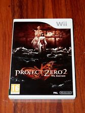 Project Zero 2 - Wii Edition (Fatal Frame 2) (Nintendo Wii, 2012)