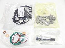New Genuine BMW E60 E61 E81 X1 1.8 .2.0 D N47 Timing Chain + Gaskets Repair Kit