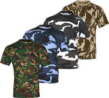 Army Short Sleeve T-Shirts for Men Oversized