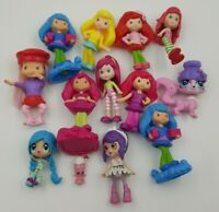 Toy Lot Collectible Strawberry Shortcake Littlest Pet Shop MCD's Shoppies