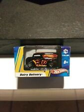Hot Wheels 1:87 Scale Dairy Delivery