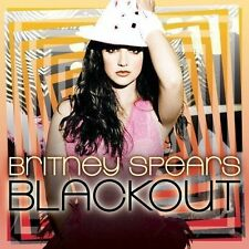 CD Britney Spears / Blackout – POP Album 2007 -