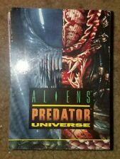 1994 ALIEN PREDATOR UNIVERSE BASE COMPLETE 72 CARD SET TOPPS MOVIE COMIC SCI-FI!