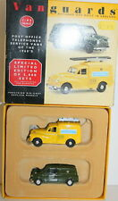 VANGUARDS 1/43 PO2002 POST OFFICE TELEPHONES SERVICE VANS OF THE 1960'S