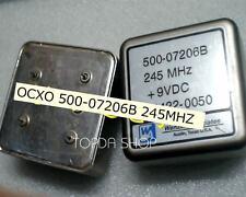 1pc used Ocxo 500-07206B 245Mhz