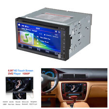 "6.95"" 2Din 12V Car DVD Radio Stereo Audio Multimedia Player Bluetooth MP5 Player"