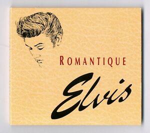 RARE CD ★ ELVIS PRESLEY - ROMANTIQUE ★ ALBUM DIGIPACK RCA