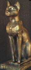 Ägyptische Katze Figur Bastet Wohnen Dekoration Skulptur Groß Sch Go 110 2