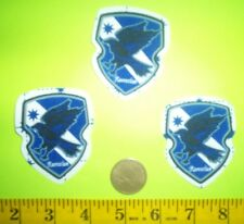 New! Harry Potter Ravenclaw IRON-ONS FABRIC APPLIQUES IRON-ON