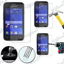 3 Films Vetro Temperato Protettore Samsung Galaxy Pocket 2/ 2 Duos SM-G110B