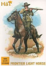 Hat 8206-Frontier light horse 1:72 figurines kit/Wargaming