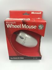 Microsoft Wheel Mouse PS/2 Windows