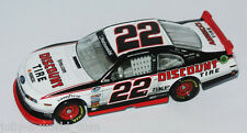 "#22 MUSTANG NNS NASCAR 2013 "" DISCOUNT TIRES "" Brad Keselowski - 1:64 Lionel"