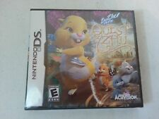 Nintendo DS Quest for Zhu - NEW sealed