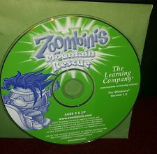 Zoombinis  Mountain Rescue For PC