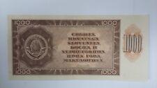 Yugoslavia 1000 DINARA 1950. XF - Unissued