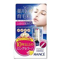 Avance Rush Serum EX 7ml Eyelashes Essence Medicated Hair Growth Japan Free ship