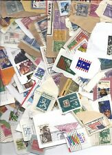 US Stamp Lot Used on Paper Mixture - 1 lb pound Kiloware Great mixture!
