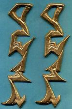 Star Trek Klingon Warrior Gauntlet/Cuff Glyphs Set - Gold