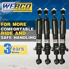 Front Rear Webco Elite Shock Absorber for HONDA ACCORD CL9 2.4 Sedan Euro Luxury