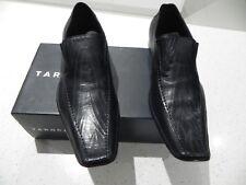Tarocash Men's Black Dress Shoes Size 9 (NEW)