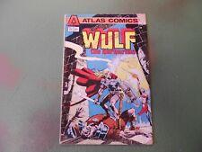 Wulf the Barbarian #1 Atlas Comics